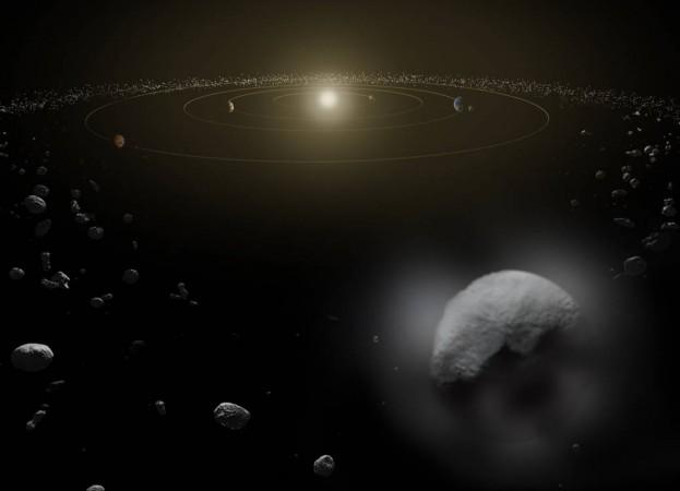 nasa dwarf planets orbit - photo #23