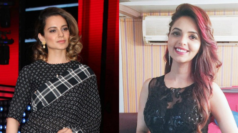 Watch: Here's The Truth About Kangana's Desire To Slap Host Sugandha Mishra On The Voice India!