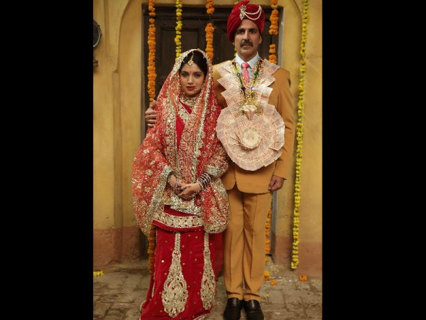 Viacom 18 & KriArj Entertainment's Toilet-Ek Prem Katha wraps filming