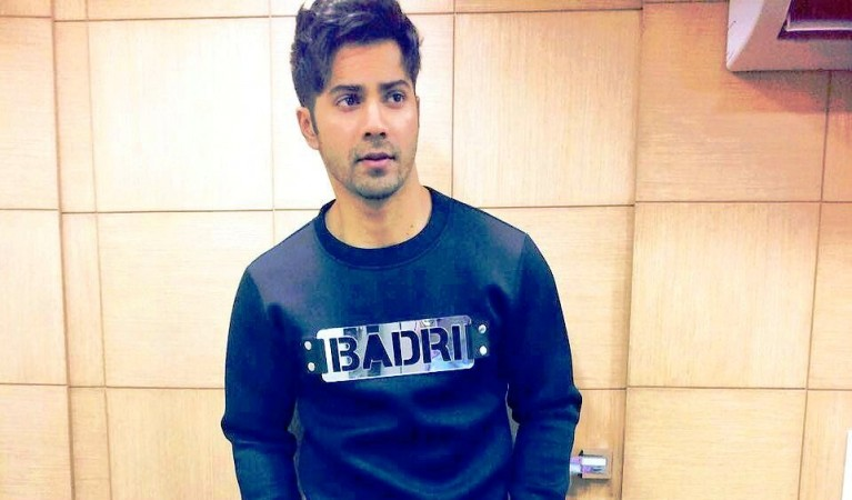 Judwaa 2: Varun Dhawan grooves with students at London University
