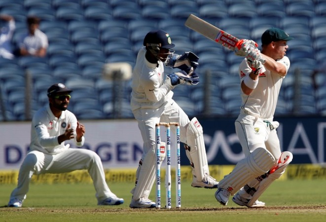India loses 7 wickets for 11, all out for 105 versus Australia