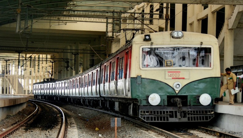 Indian Railways launches its first solar-powered DEMU train