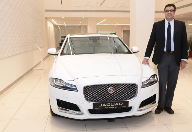 Jaguar launches locally made XF at Rs 47.5 lakh