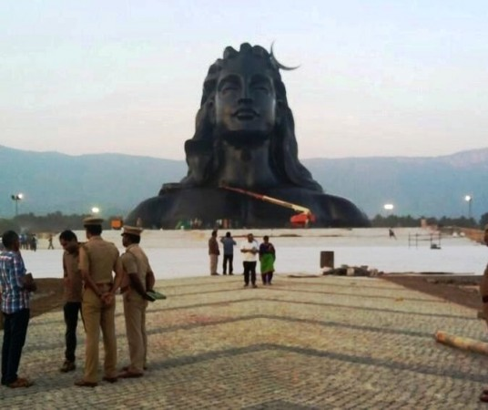Watch live online pm modi inaugurating the 112 foot tall statue of