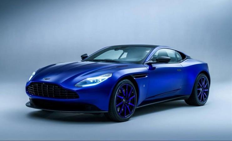 DB11 Q by Aston Martin