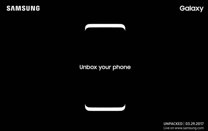 Samsung, Galaxy S8, Bixby, Galaxy Unpacked 2017, Galaxy S8 Plus, launch, date, Galaxy S8 , features, Galaxy S7