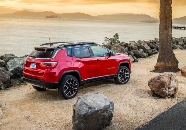2017 jeep compass manual transmission
