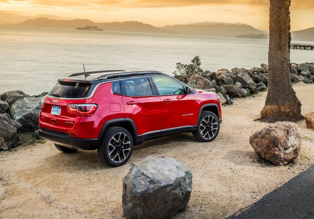 FCA India opens online and nationwide pre-bookings for Jeep Compass