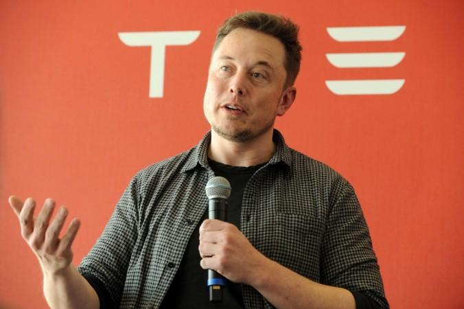 SpaceX, Elon Musk,