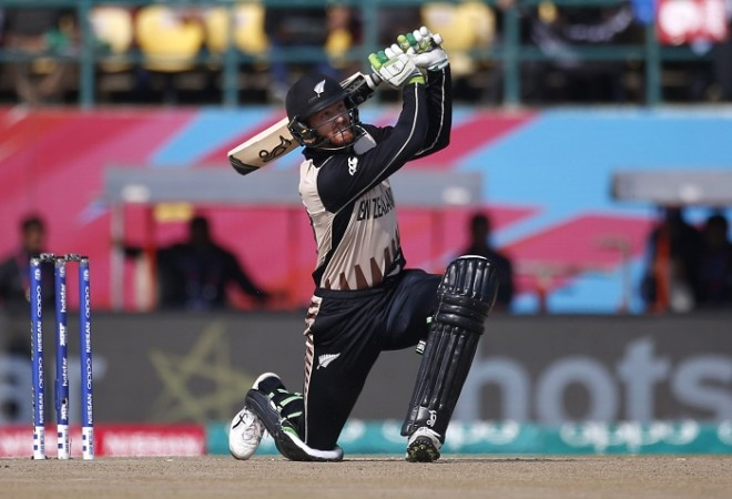 New Zealand beat India by 40 runs in 2nd T-20 worldwide