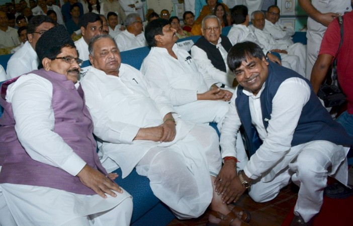 Non bailable warrant against rape accused SP leader Gayatri Prajapati