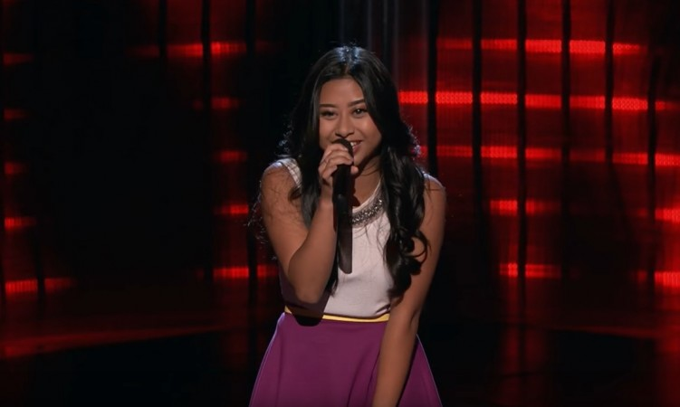 the voice usa 2017 season 12 another filipina hits the big stage ibtimes india. Black Bedroom Furniture Sets. Home Design Ideas