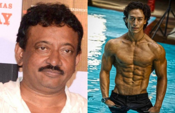 Tiger Shroff breaks his silence on RGV's transgender comment