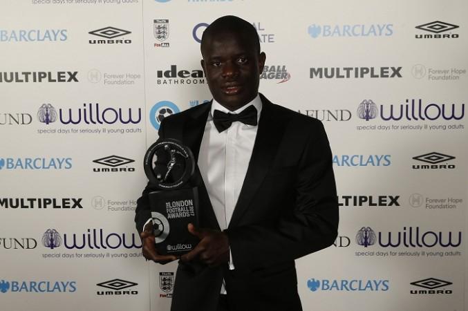 London Football Awards, Premier League news, N'Golo Kante, Antonio Conte, Dele Alli, Hogo Lloris