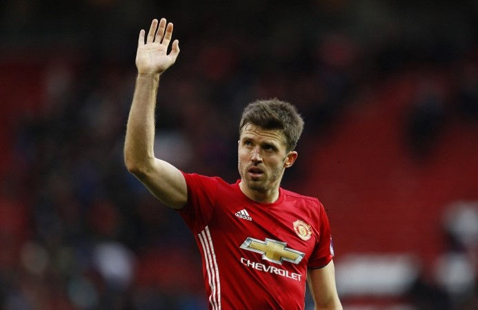 Manchester United's Michael Carrick to retire at end of season