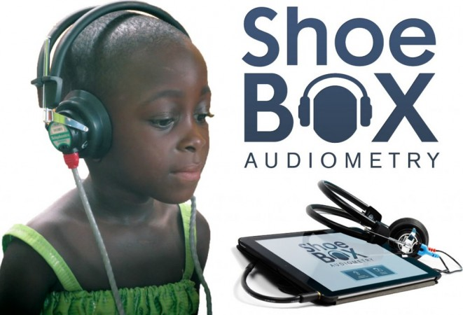 World Hearing Day 2017, Clearwater Clinical,  SHOEBOX Audiometry, Ear health,