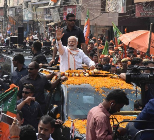 Modi's party set for landslide win in India's most populous state