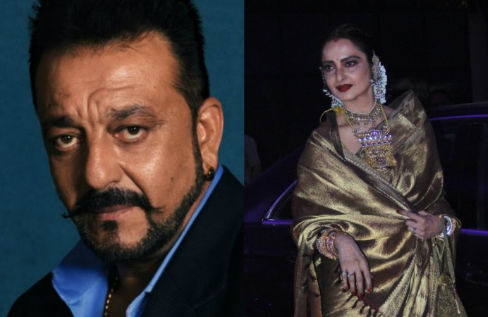 Here's the truth behind Rekha and Sanjay Dutt's marriage rumours