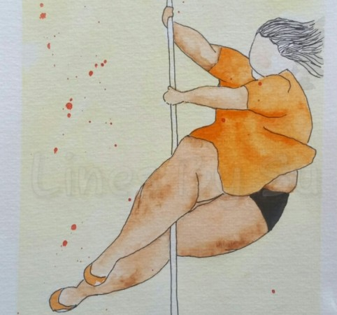 Fat-Bottomed Ladies by Sudha Pillai