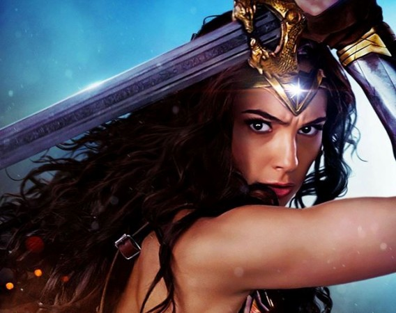 New trailer shows origin of 'Wonder Woman'
