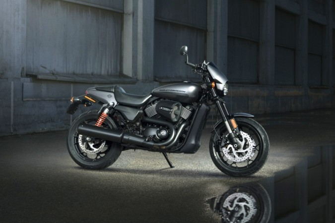 Harley-Davidson Street Rod 750 launched at Rs. 5.86 lakh