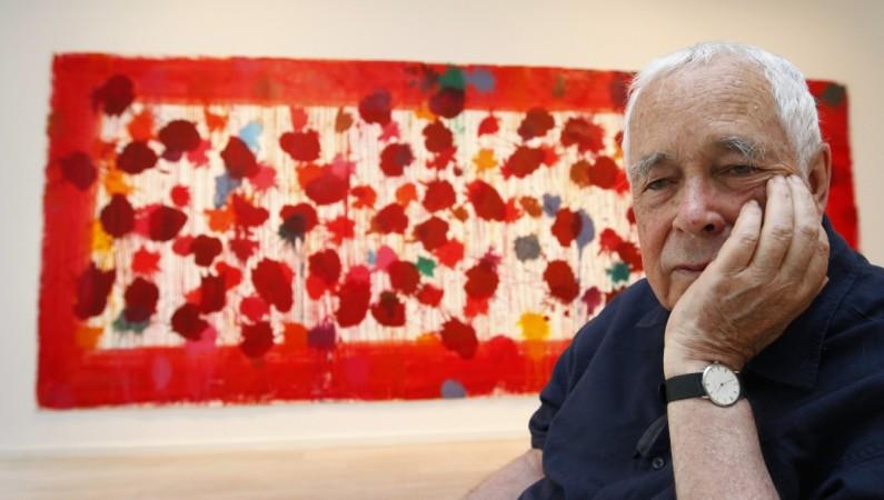 British painter howard hodgkin dies at 84 twitterati for Howard hodgkin