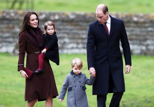 Prince George & Princess Charlotte Arrive in Poland in Adorable Style
