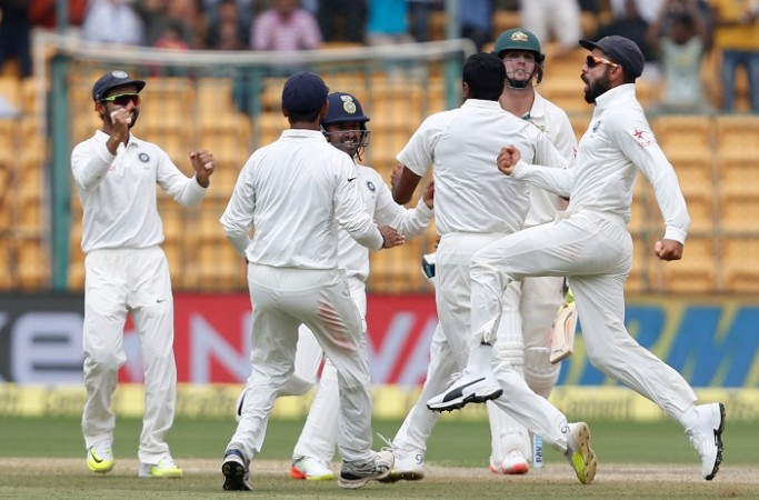 Virat Kohli India Australia Test series second match