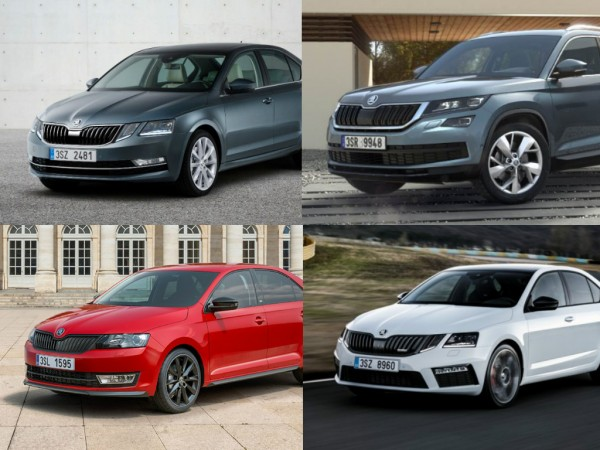 Upcoming Skoda Cars In India In From Rapid Monte Carlo