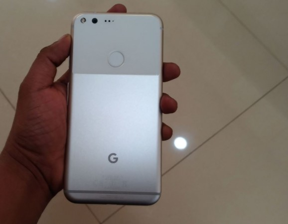 Google Pixel 2 case leak hints at rear-mounted fingerprint scanner