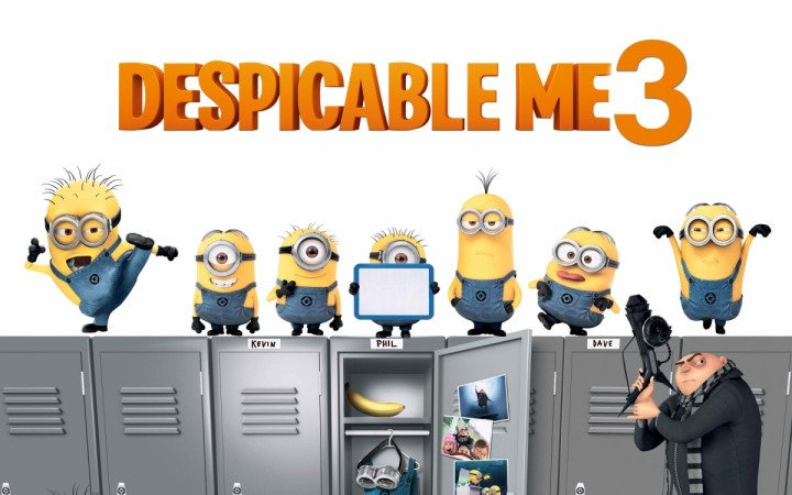 What's Your Favorite Moment from the 'Despicable Me' franchise?