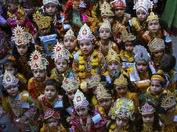 Janmashtami celebrated with fervour across Odisha