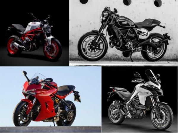 6 upcoming D... Ducati Bikes In India