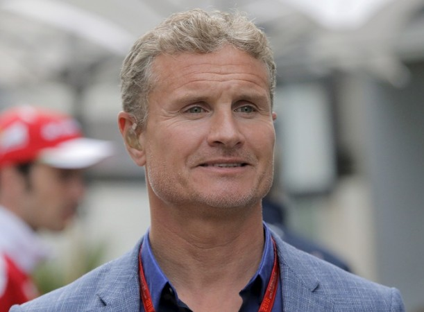 David Coulthard Lewis Hamilton David Coulthard says Hamilton could retire soon Formula One Formula One news 2017 Formula One seson