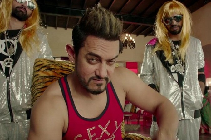 Secret Superstar Day 2 in overseas