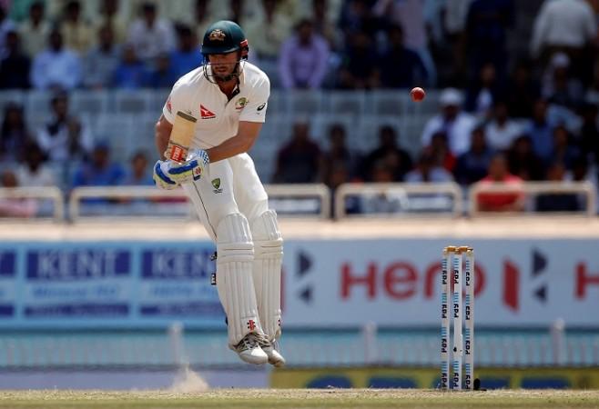 Shaun Marsh, Australia, India, 3rd Test, final day