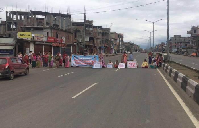Manipur economic blockade