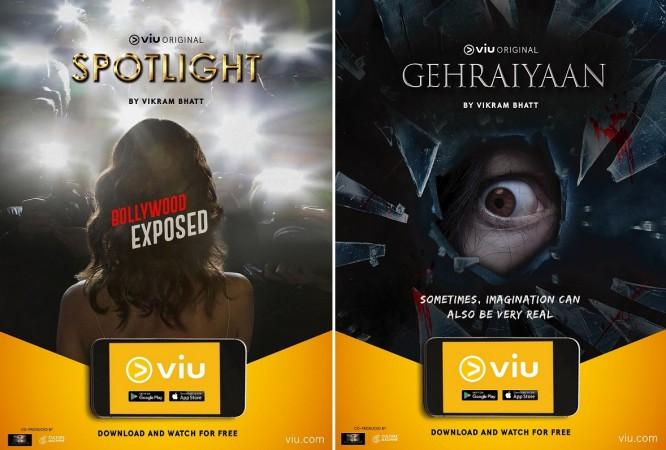 Spotlight, Gehraiyaan, Vikram Bhatt's web series