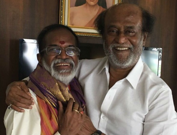 Rajinikanth with Gangai Amaran