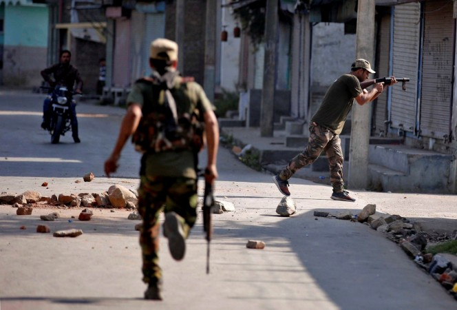 Ultras attack J&K minister's convoy, kill two civilians
