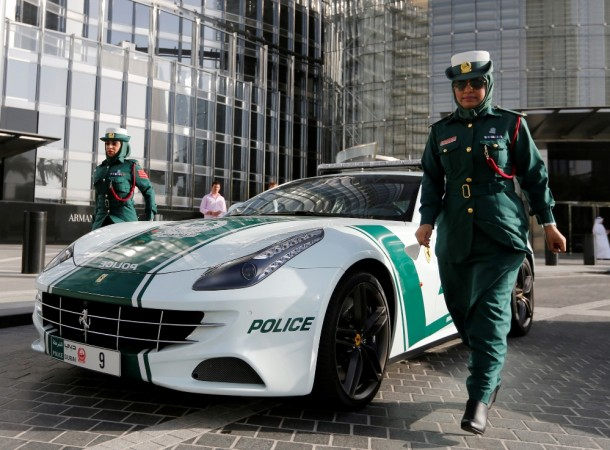 Top Insane Supercars Of Uae Police Including Lykan Hypersport