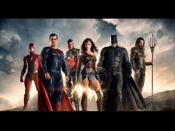 Unite the League! 'Justice League' posters, photos and Batman trailer tease revealed