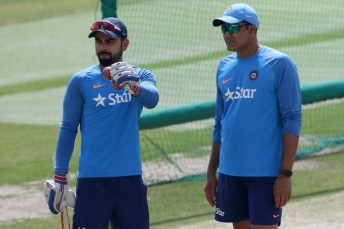 Virat Kohli, India, Australia, Anil Kumble, 4th Test