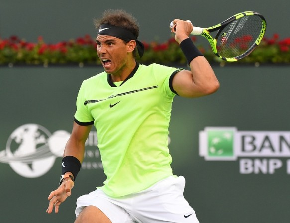 Nadal makes bright start at Miami Open