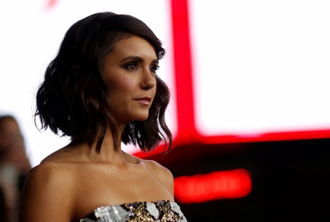 Fans Think Nina Dobrev and Glen Powell Are Together After They Kissed