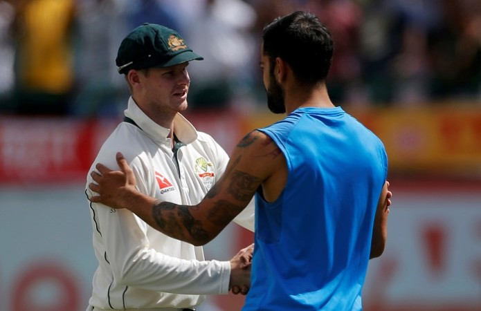 Steve Smith rubbishes Virat Kohli's DRS abuse stand during Bengaluru Test