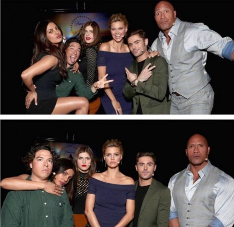 Priyanka Chopra beats The Rock