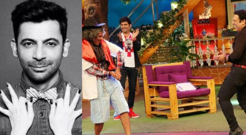 Sunil Grover, The Kapil Sharma Show