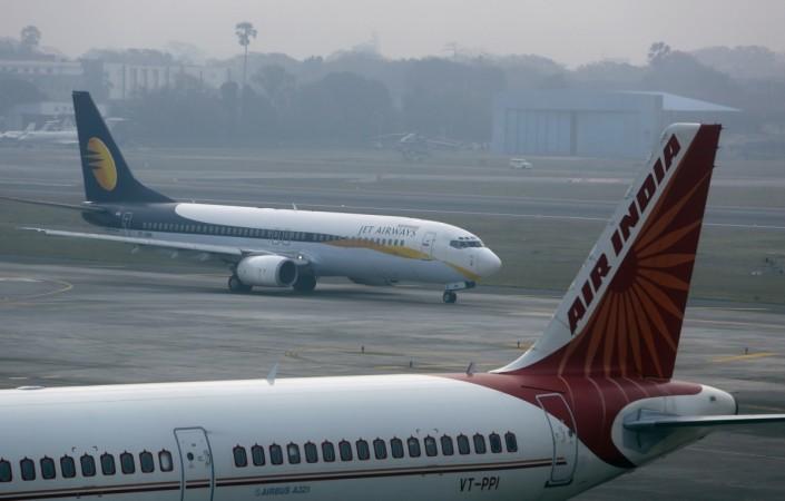 domestic air traffic march 2017, indigo market share, air india market share, spicejet plf, spicejet share price, jet airways share price, interglobe aviation share price