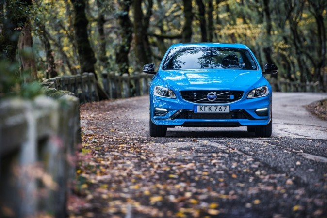 Volvo Auto India launches its quickest vehicle ever - Volvo S60 Polestar
